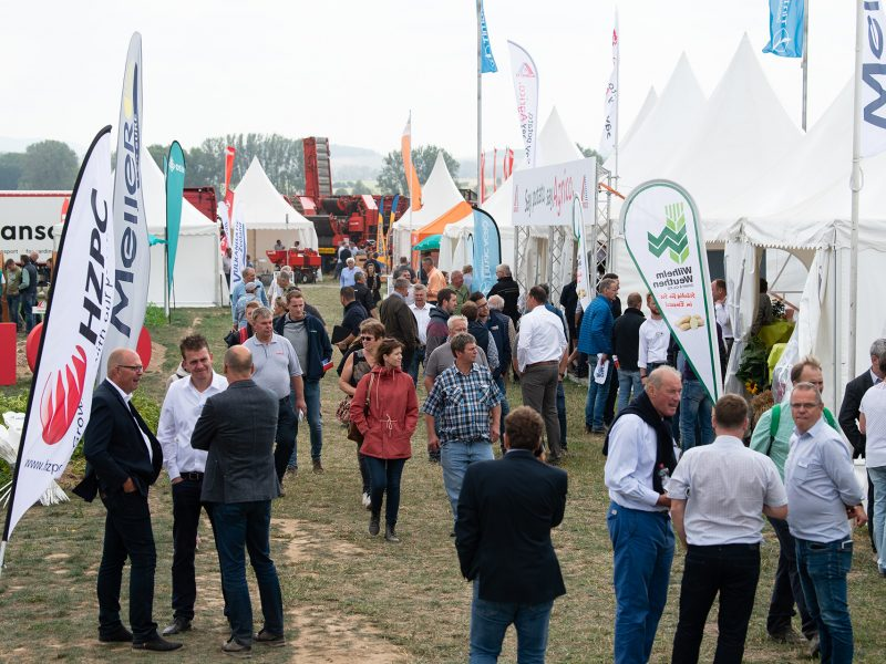 Potato Europe 2018. Foto: Swen Pförtner  +++ swenpfoertner.com +++
