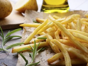 Chips, French fries recipe
